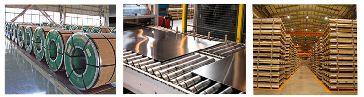 Jindal 1.4541 Stainless Steel Sheets Supplier